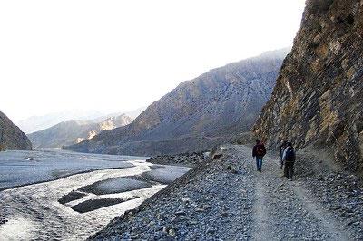 Pokhara to Jomsom Trek