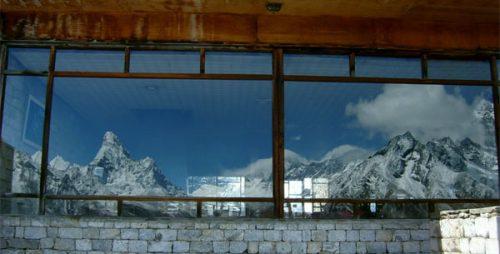 Everest View Hotel Trek