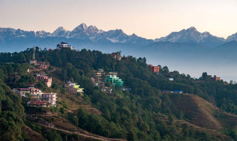 Kathmandu to Nagarkot Tour