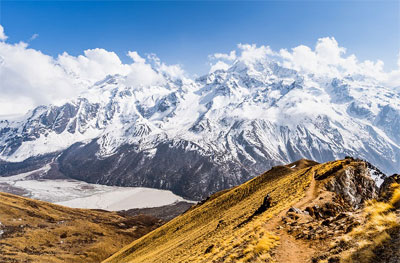 Kathmandu to Langtang Trek