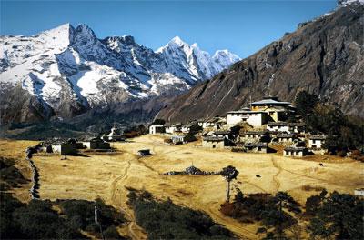 Lukla to Tengboche Trek: Tengboche Monastery Trek