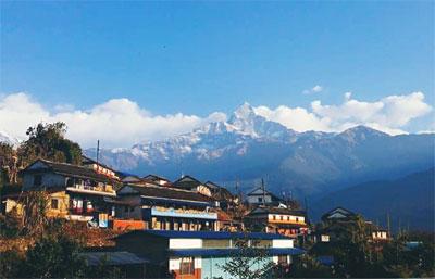 Lwang Village Homestay Tour