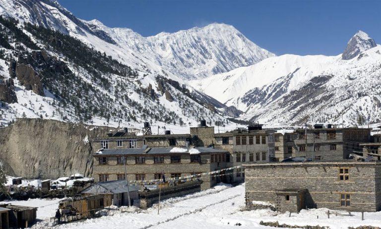 Manang Trek Nepal