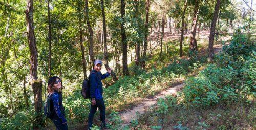 Nagarkot Changunarayan day hiking