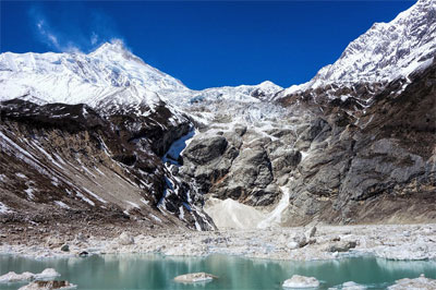 Kathmandu to Manaslu Trek